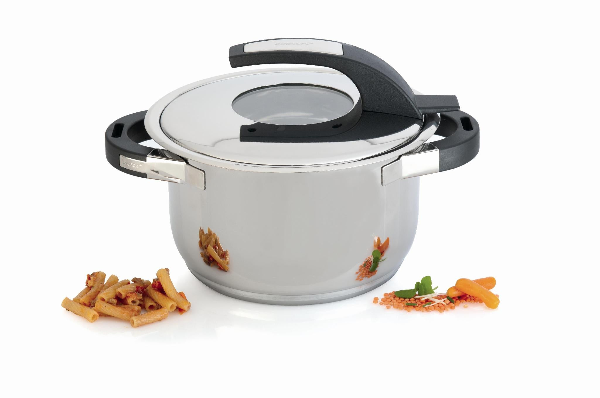 Virgo Stainless Steel 24cm Covered Stockpot