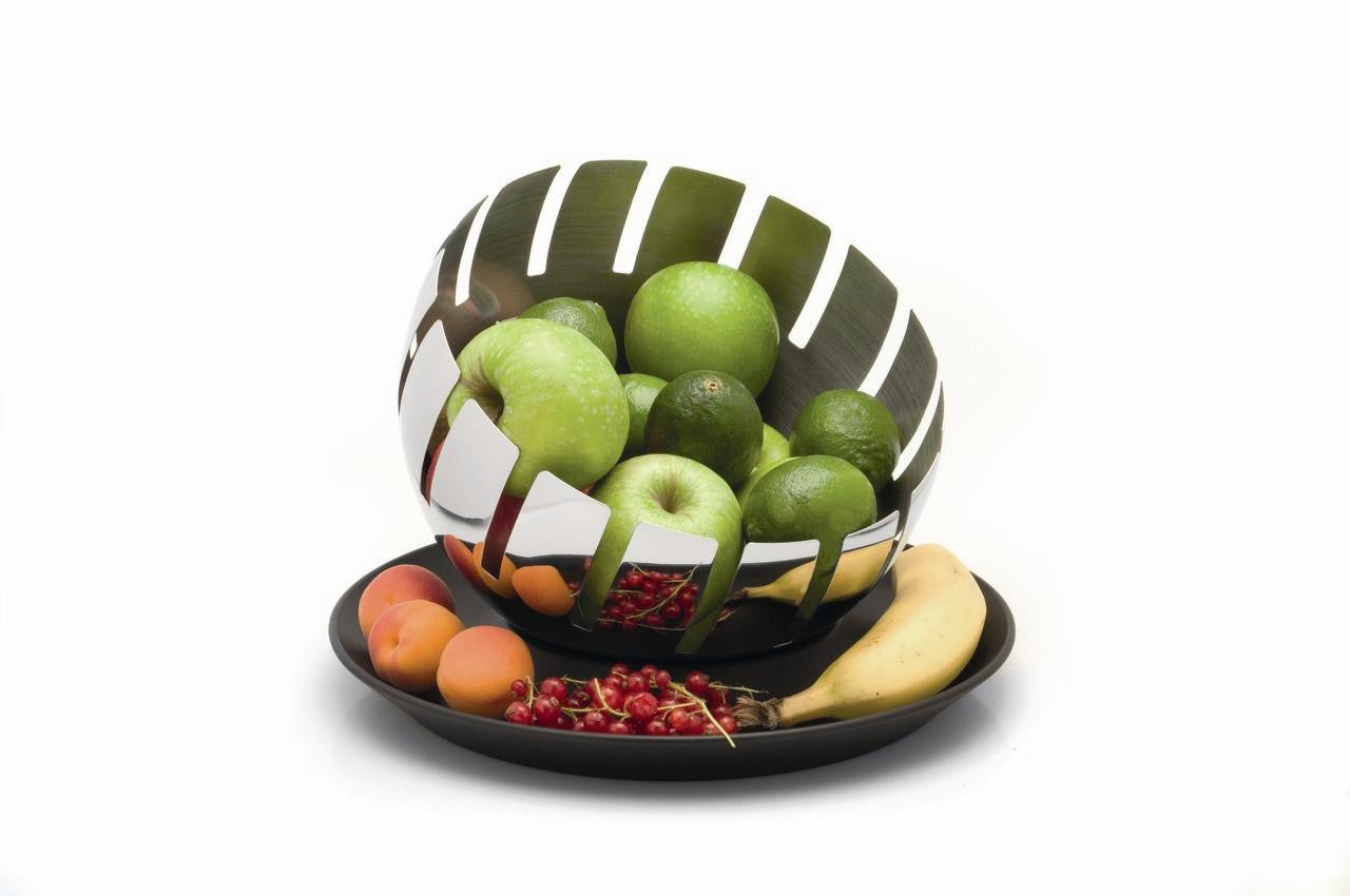 Zeno 24cm 2 Piece Fruit Bowl