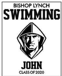 Swimming - Yard Sign