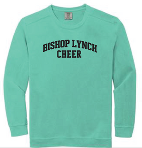 Cheer - Comfort Colors Sweatshirt
