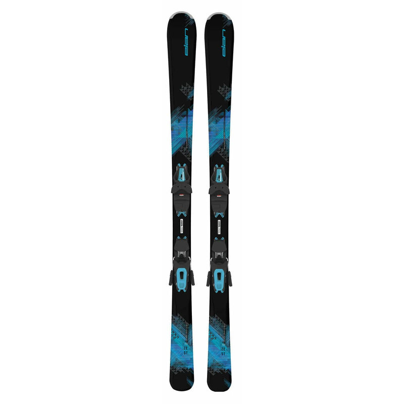 2020 Elan  Zest LS Women's Skis w/ ELW 9.0 GW Shift Binding - 146 cm