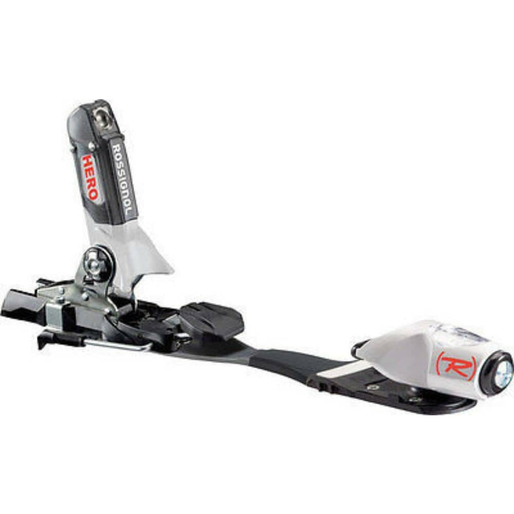 Rossignol Axial 2 180 MFX White Red Bindings