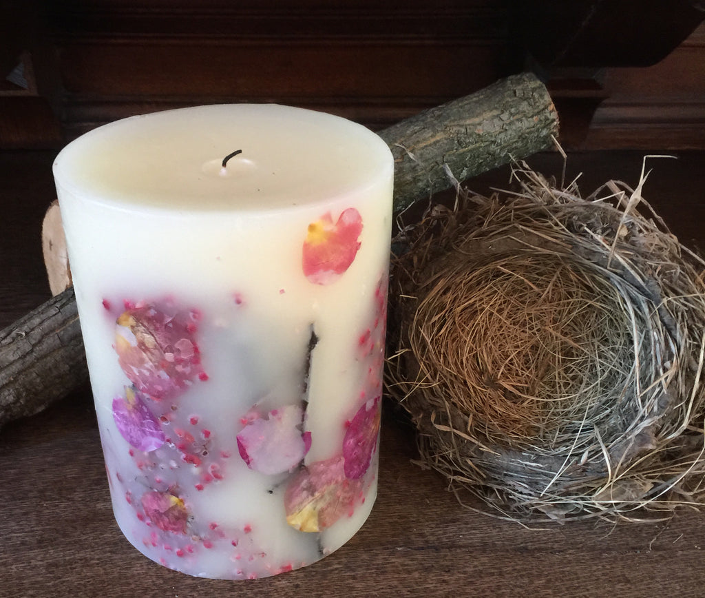 Candle Apricot & Rose - shopalmostheaven - 2