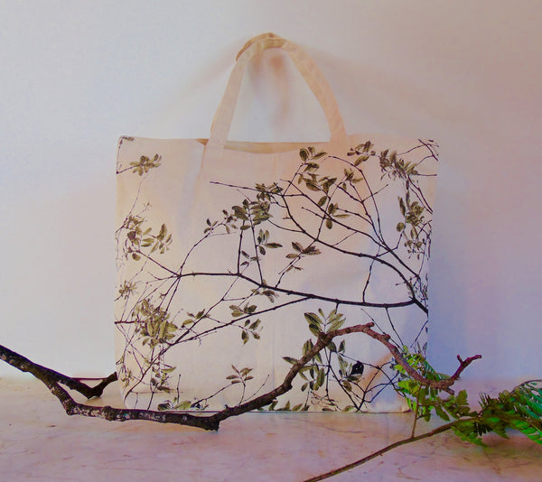 Screen Printed Bag - shopalmostheaven