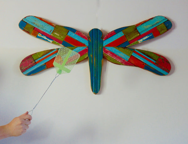 Dragon Fly Wall Art - shopalmostheaven - 1