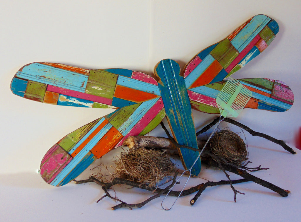 Dragon Fly Wall Art - shopalmostheaven - 3