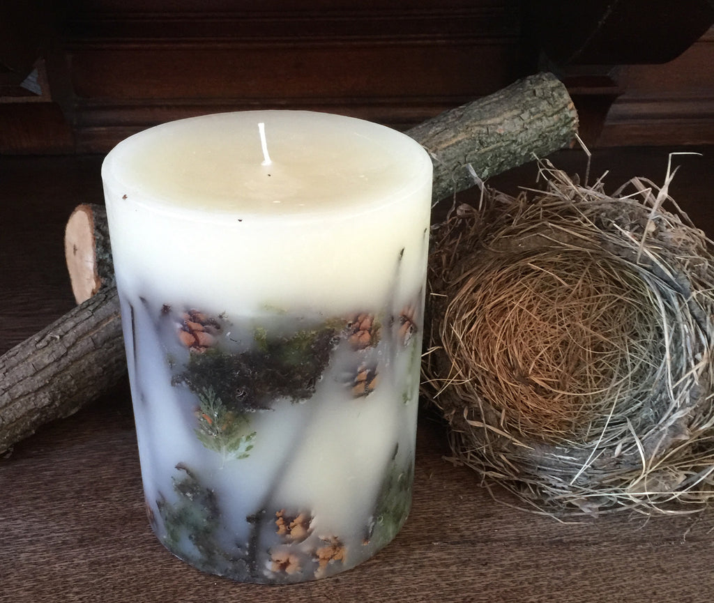 Candle in Forest Scent - shopalmostheaven - 2