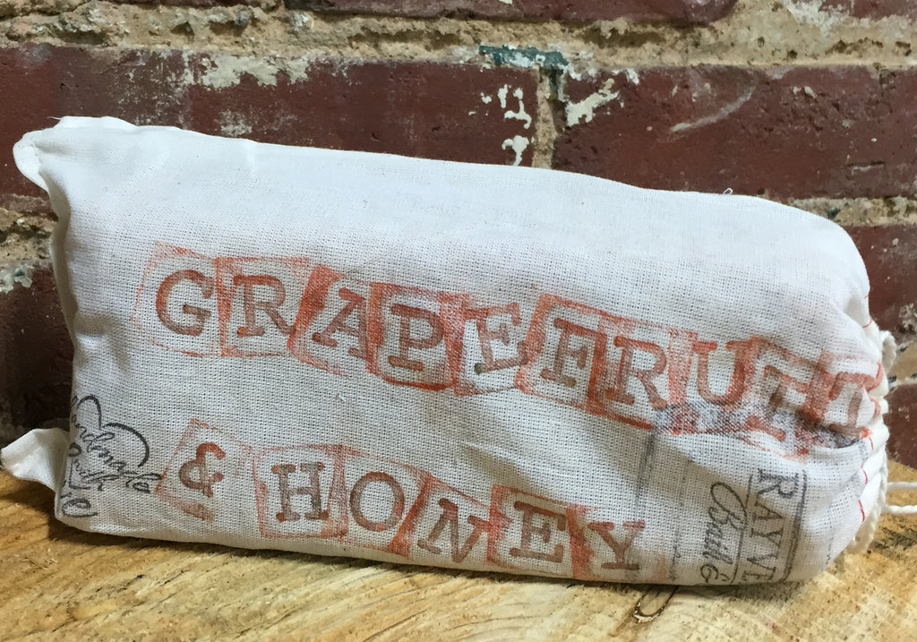 Grapefruit & Honey Soap Loaf - shopalmostheaven - 2