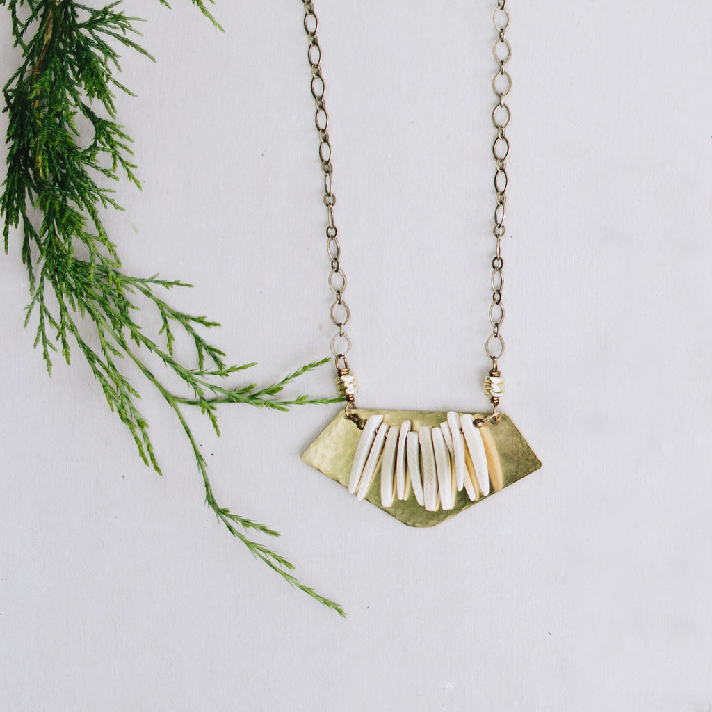 Birch Necklace - shopalmostheaven - 1