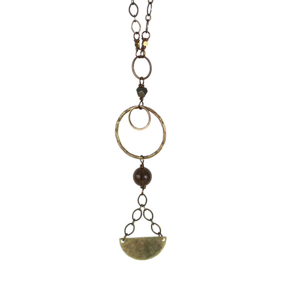 Aspen Drop Necklace - shopalmostheaven - 1