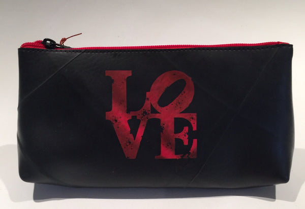 LOVE Cosmetic Bag - shopalmostheaven