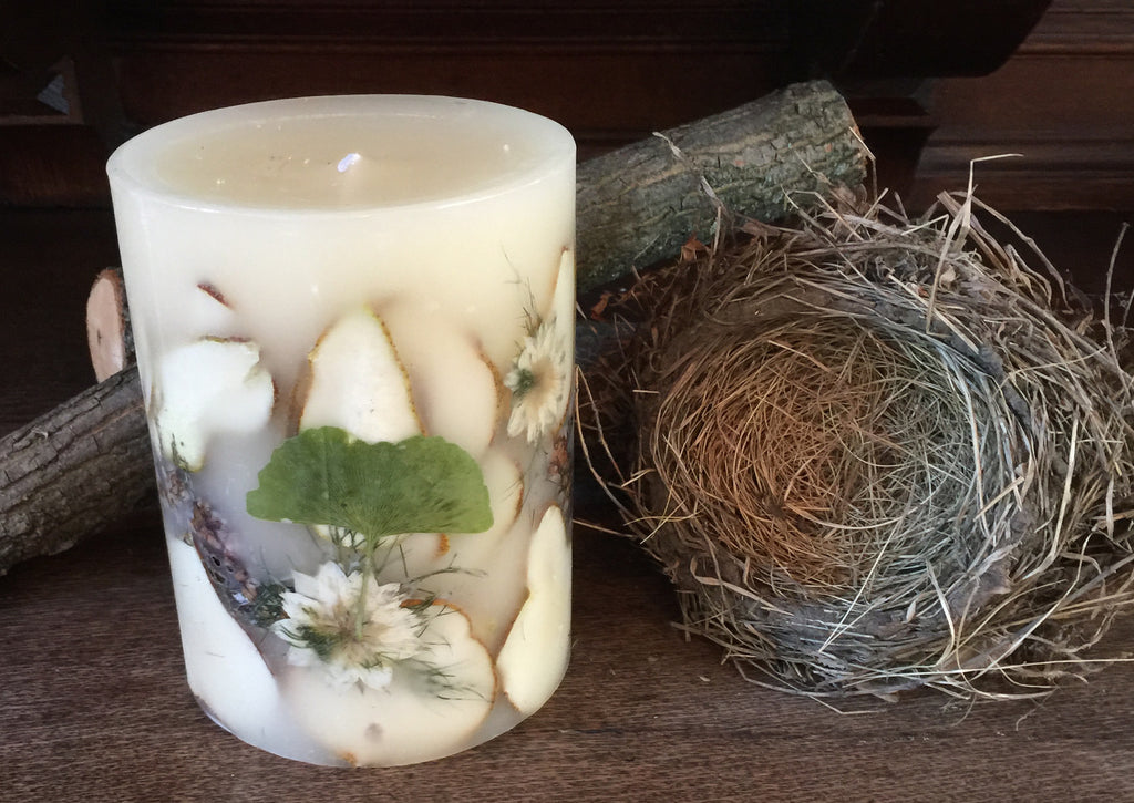 Candle in Anjou Pear Scent - shopalmostheaven - 2