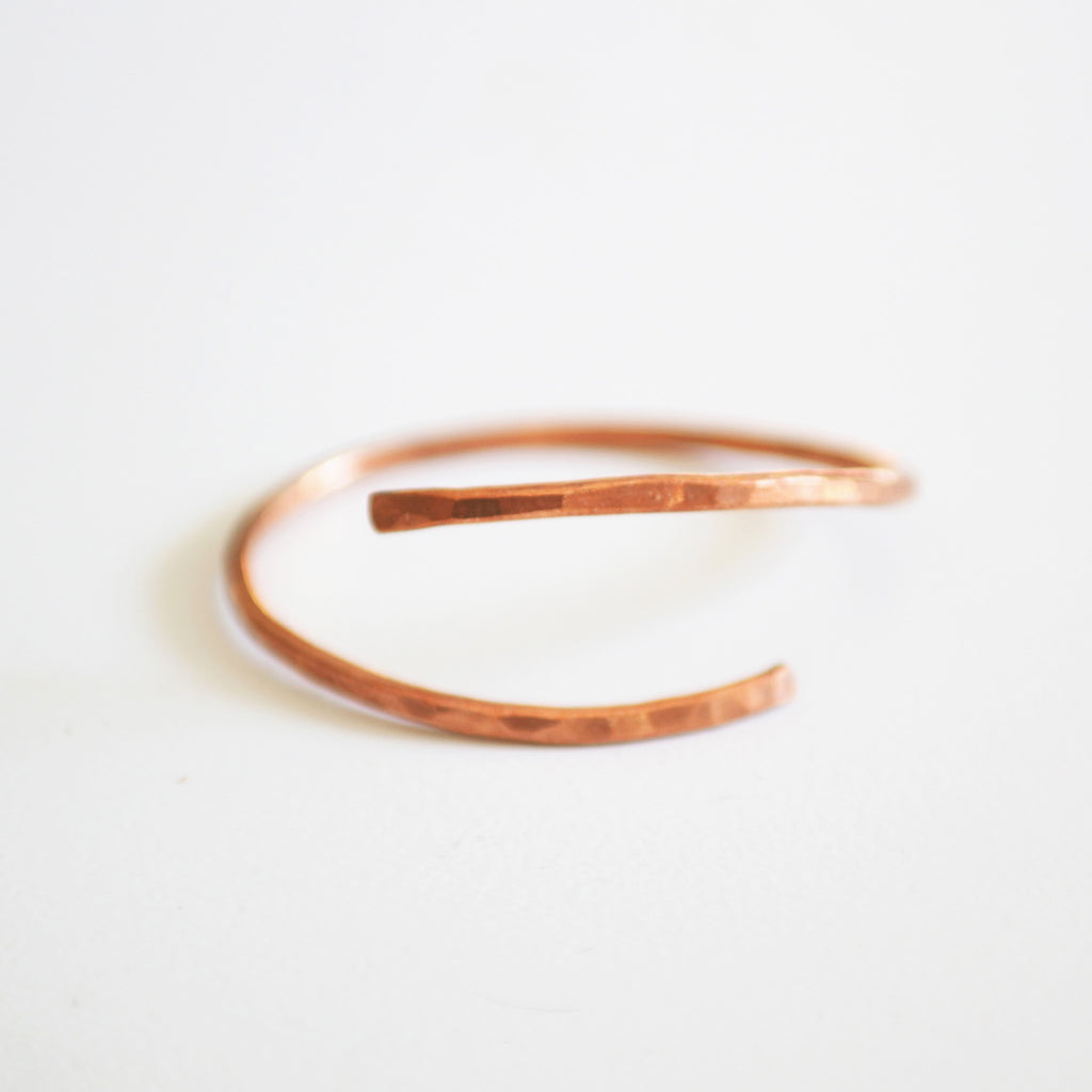 O'KEEFE Copper Bracelet - shopalmostheaven - 1