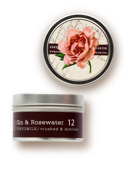Gin and Rosewater Candle - shopalmostheaven - 1