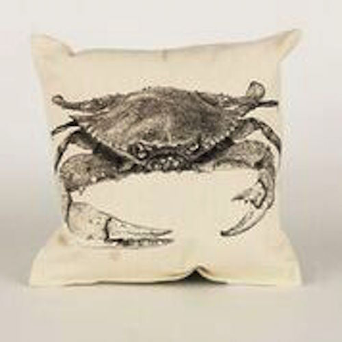 Crab Pillow Medium - shopalmostheaven