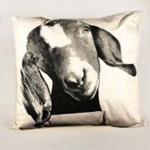 Goat Head Pillow Medium - shopalmostheaven - 1