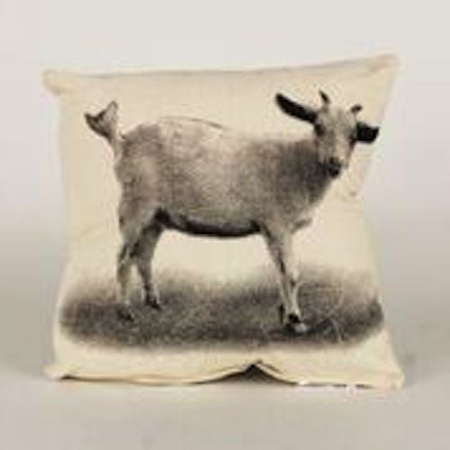 Decorative Pillow, Baby Goat - shopalmostheaven - 1