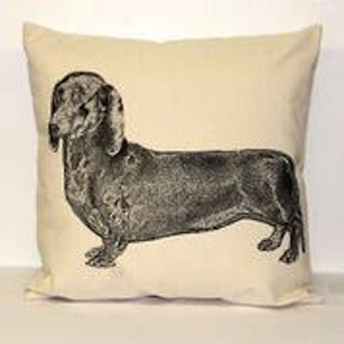 Dachsund Pillow Medium - shopalmostheaven