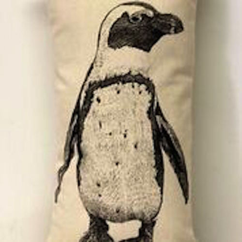 Penguin Pillow Small - shopalmostheaven