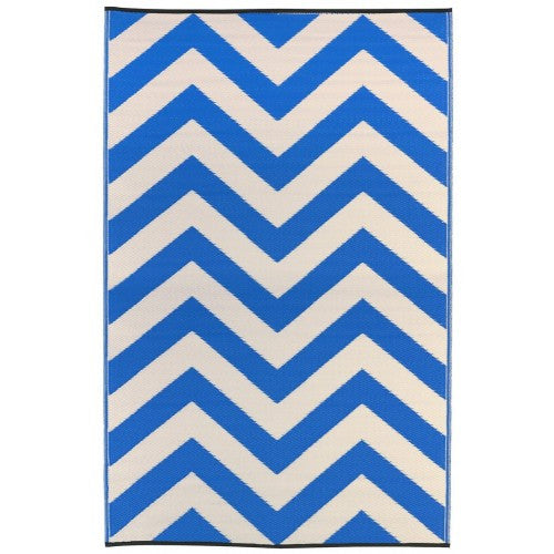 Indoor/Outdoor Rug Blue - shopalmostheaven