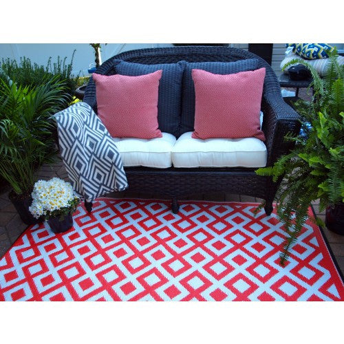 Indoor/Outdoor Rug Cherry - shopalmostheaven - 1