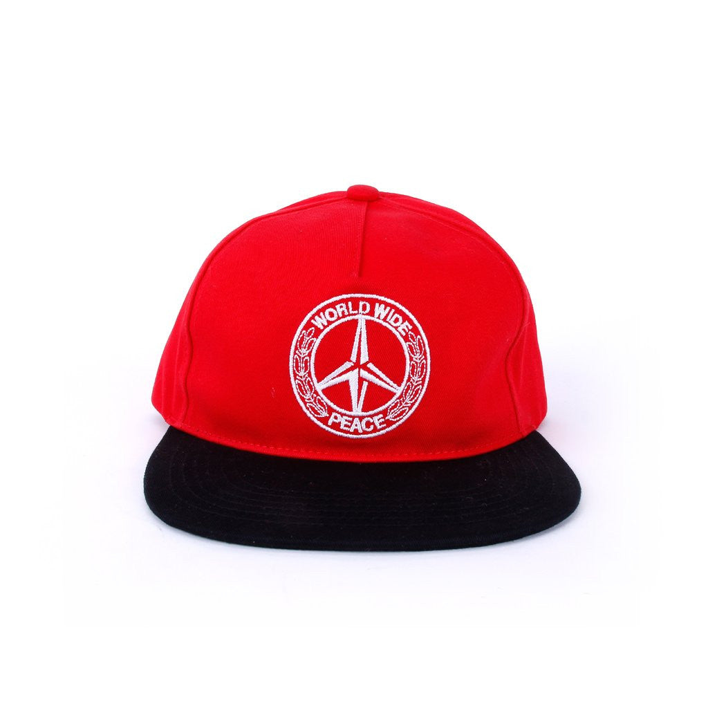 "HSTRY ""Worldwide Peace"" Low Profile Hat"