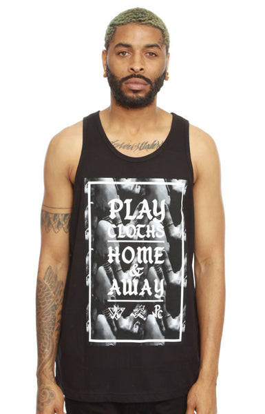 On The Road Tank Top (Black)