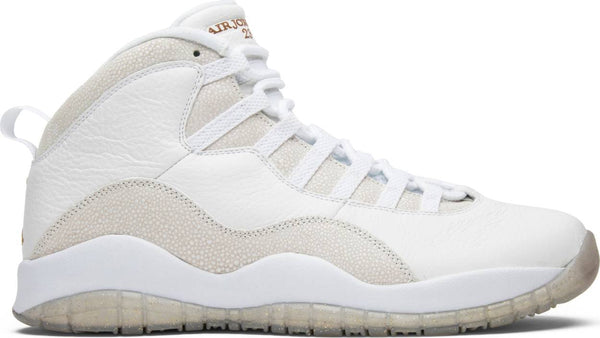 "Air Jordan Retro 10 ""OVO"" (White)"