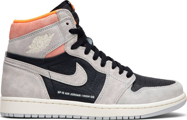 "Air Jordan Retro 1 ""Hyper Crimson"""