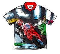 Supreme Racing Soccer Jersey