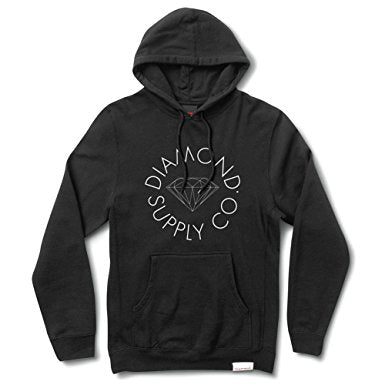 "Diamond Supply Co. ""Circle Logo"" Hoodie"