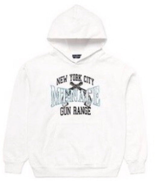 "Menace ""New York City Gun Range"" Hoodie"