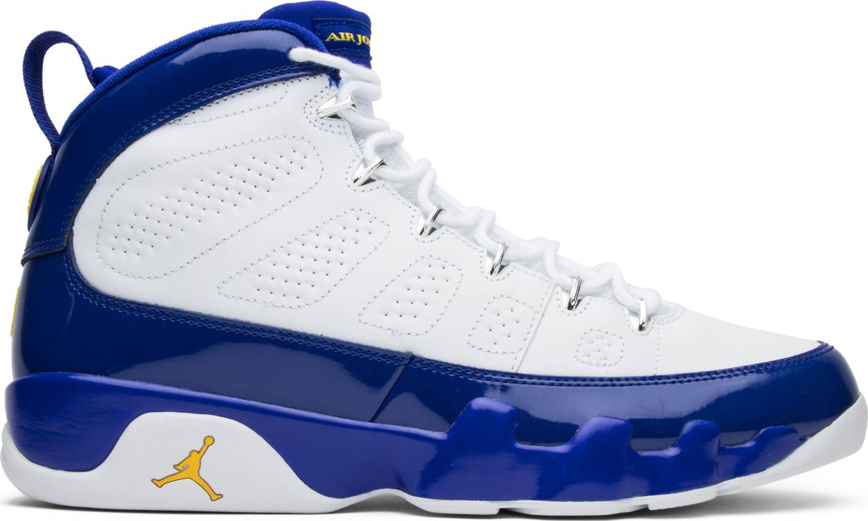 "Air Jordan Retro 9 ""Laker"""
