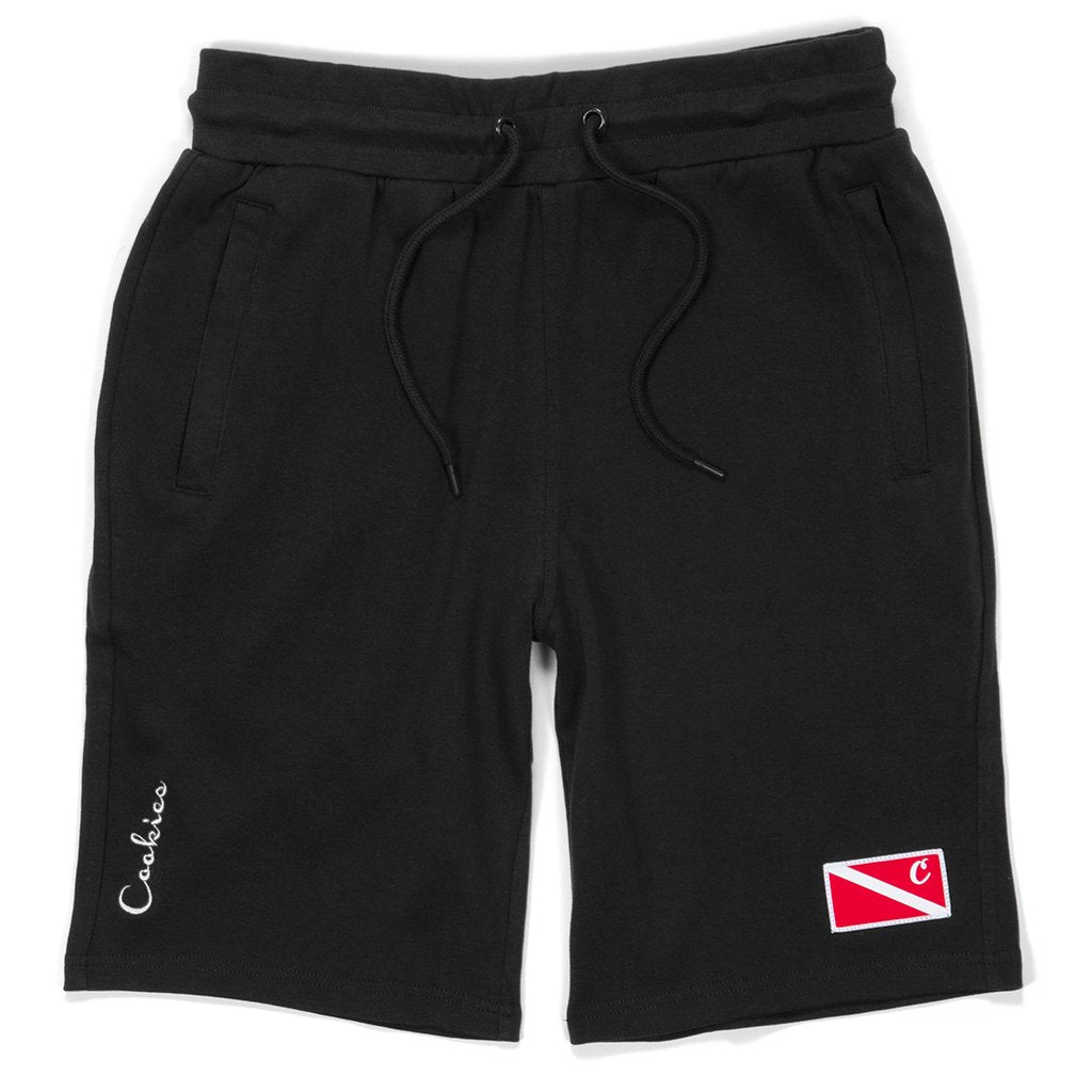"Cookies ""Cayman"" Cotton Jersey Shorts"