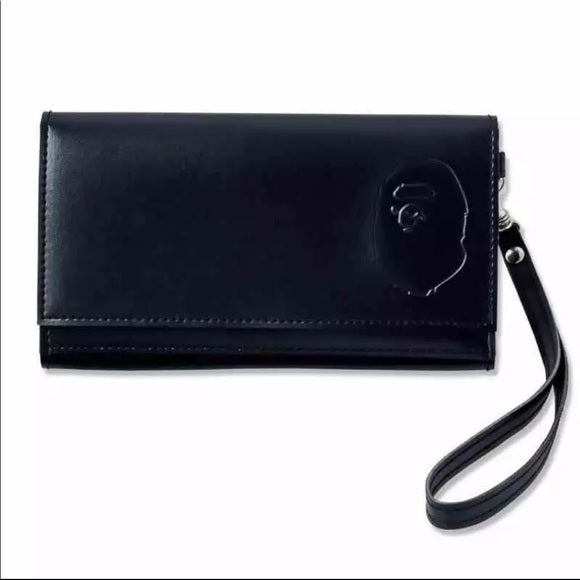 Bape Leather Wallet