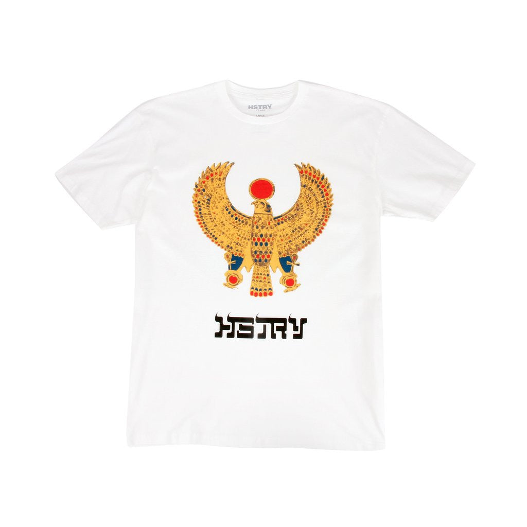 Hstry Eagle Tee (White)