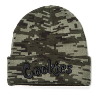 "Cookies ""Harvest"" Embroidered Beanie"