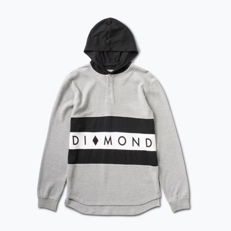 "Diamond ""Winston"" Hooded Thermal"
