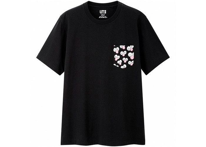 KAWS x Uniqlo BFF Pocket Tee