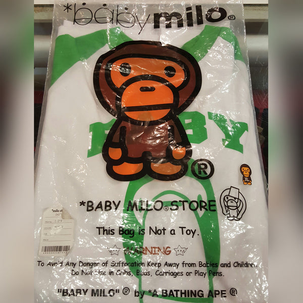 Bathing Ape  (Bape) Baby Milo Shirt