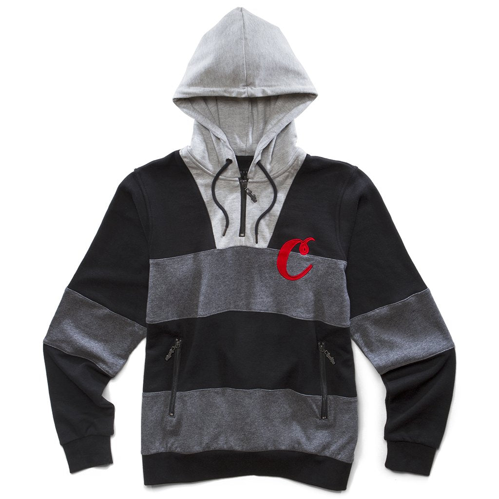 "Cookies ""Rugby Division"" Brushed Cotton Jersey Hooded Anorak"
