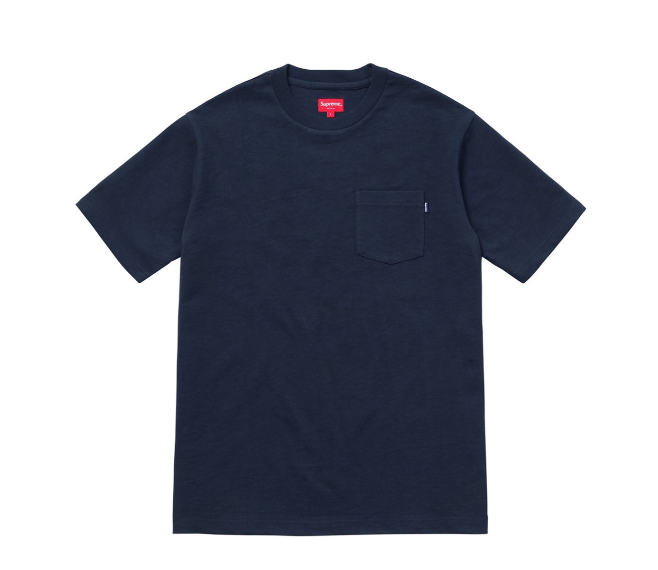 "Supreme ""S/S Pocket"" Tee"