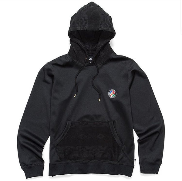 "Cookies ""Tahoe"" Fleece/Jacquarded Native Fleece Hoody"