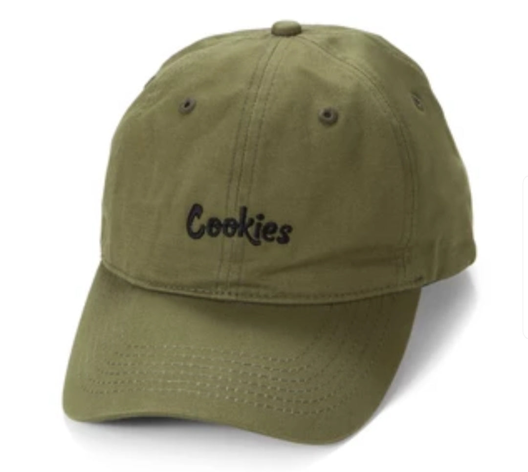 "Cookies ""Thin Mint"" Canvas Dad Hat"