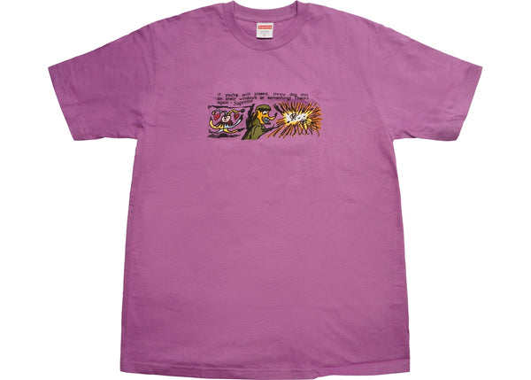 "Supreme ""Dog Shit"" Tee"
