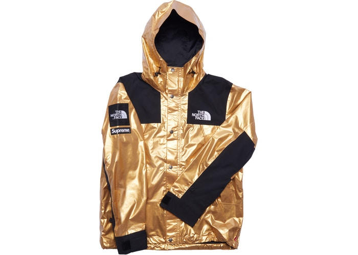 "Supreme × The North Face ""Metallic Mountain"" Parka"