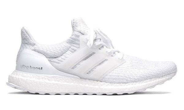 "Adidas Ultraboost 3.0 J (GS) ""Triple White"""