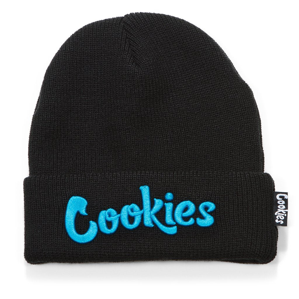 "Cookies ""Thin Mint"" Embroidered Knit Beanie"