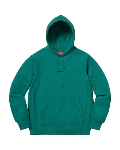 "Supreme ""Trademark"" Hooded Sweatshirt"