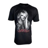The Cry Pretty Tour 360 Full Face Itinerary T-Shirt